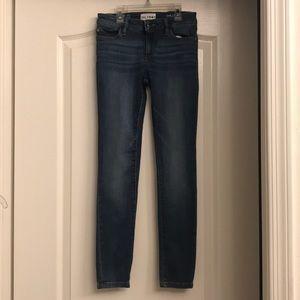 Never worn girls skinny jeans